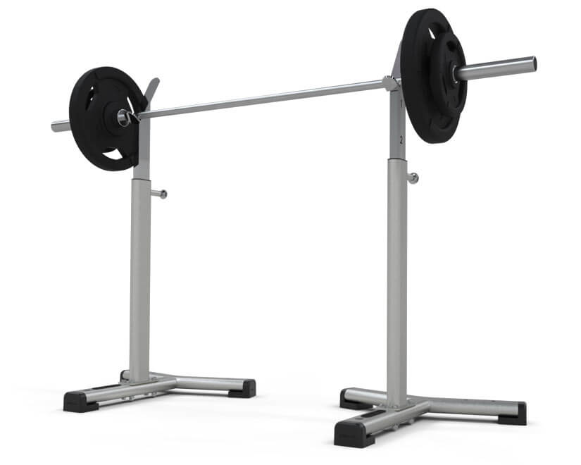 Olympic Independent Squat Stands