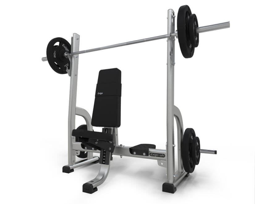 Olympic Shoulder Press